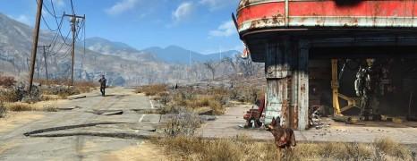 Fallout 4 – Tráiler de lanzamiento