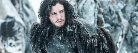 Juego de Tronos – Cartel de Jon Nieve