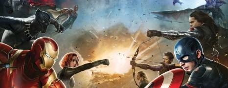 Capitán América: Civil War – Primer Tráiler