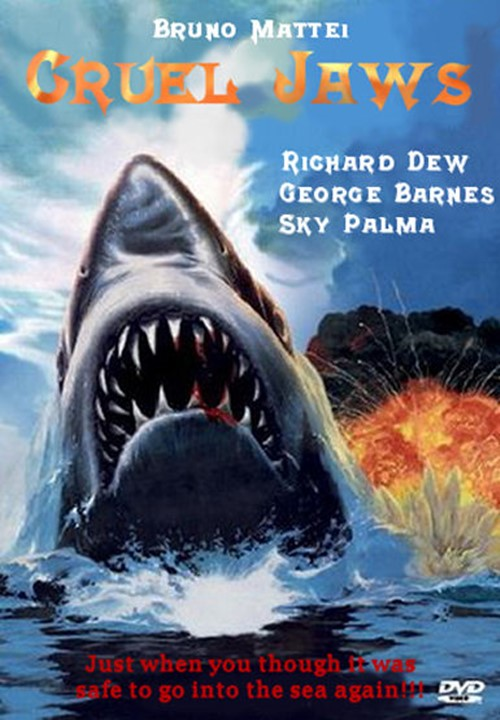 Tiburón 5: Mandíbulas Crueles (1995)