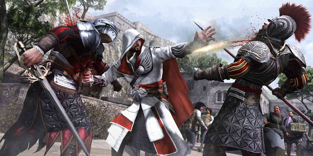 Assassin's Creed: La Hermandad (2010)