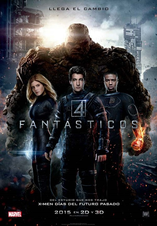 4 Fantásticos (2015)