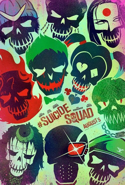 Escuadrón Suicida (2016)