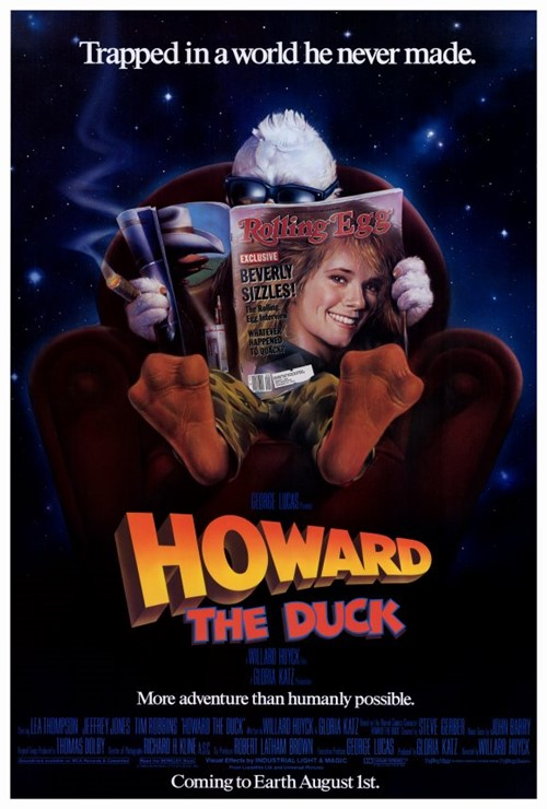Howard... un Nuevo Héroe (1986)