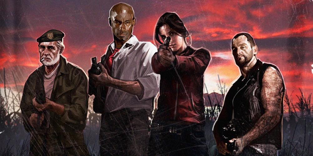 Left 4 Dead (2008)