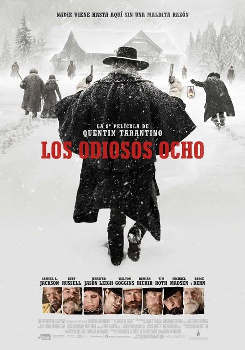 Los Odiosos Ocho (2015)
