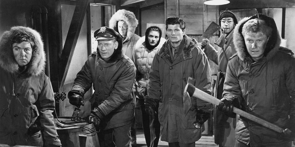 El Enigma... de Otro Mundo (1951)