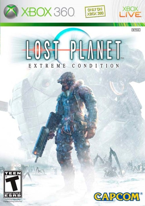 Lost Planet: Extreme Condition (2006)