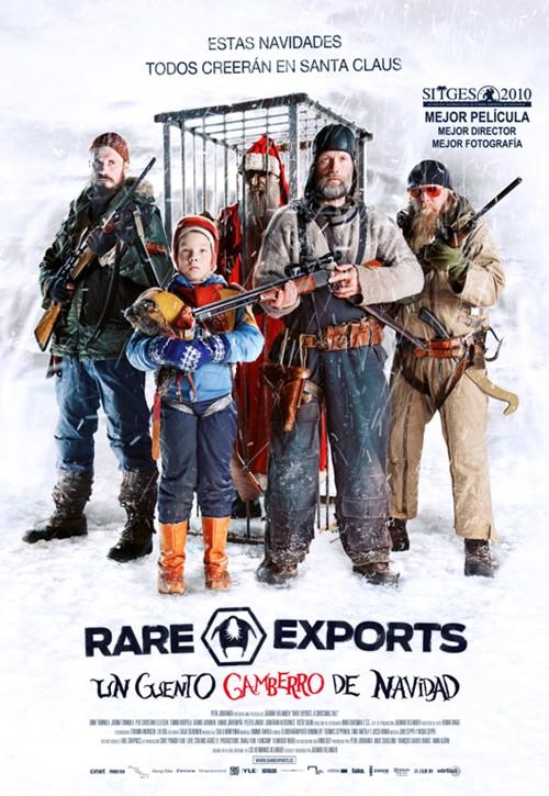 Rare Exports. Un Cuento Gamberro de Navidad (2010)