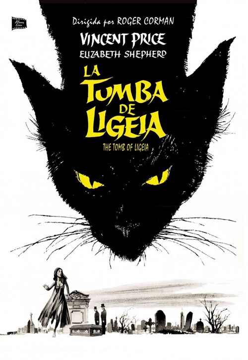 La Tumba de Ligeia (1964)