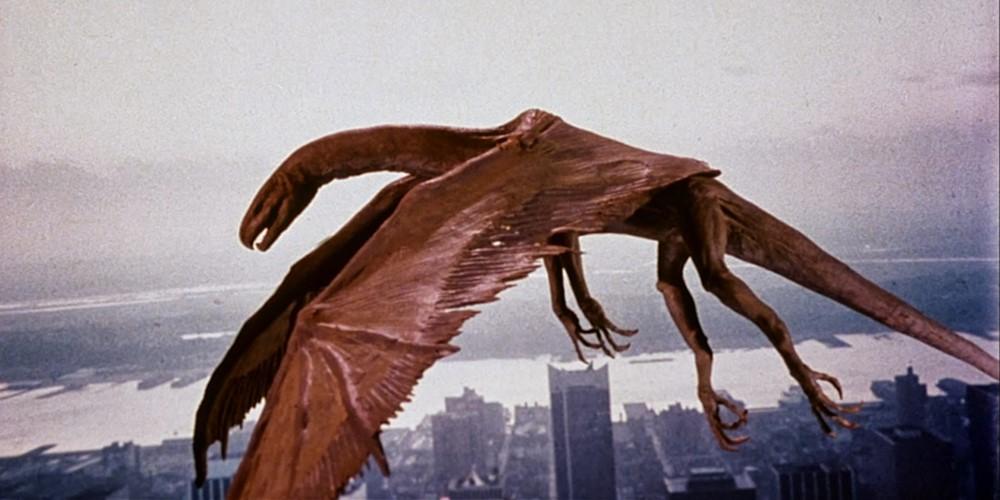 La Serpiente Voladora (1982)