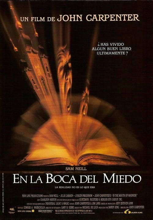 En la Boca del Miedo (1994)