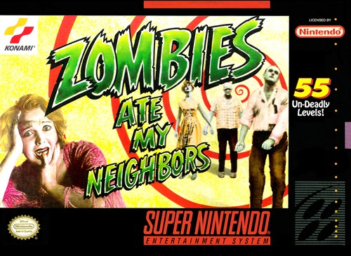 Zombies Ate My Neighbors (1993)