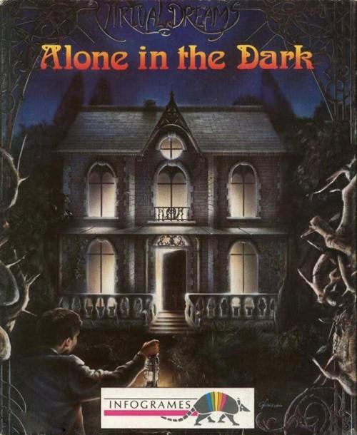 Alone in the Dark (1992)
