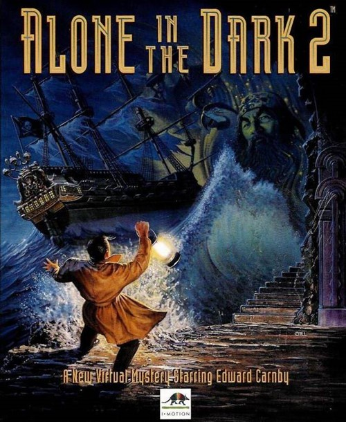 Alone in the Dark 2 (1993)