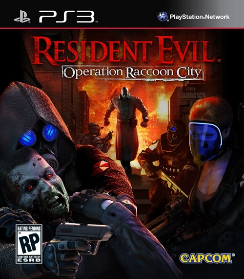 Resident Evil: Operation Raccoon City (2012)