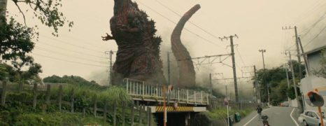 Nuevo tráiler de Godzilla Resurgence