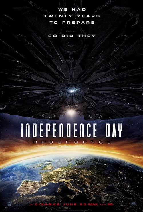 Independence Day: Contraataque - Tráiler final - La Sala ...