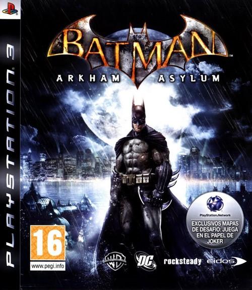 Batman: Arkham Asylum (2009)