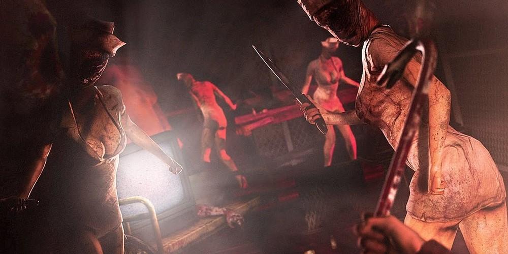 Silent Hill: Alchemilla (2014)