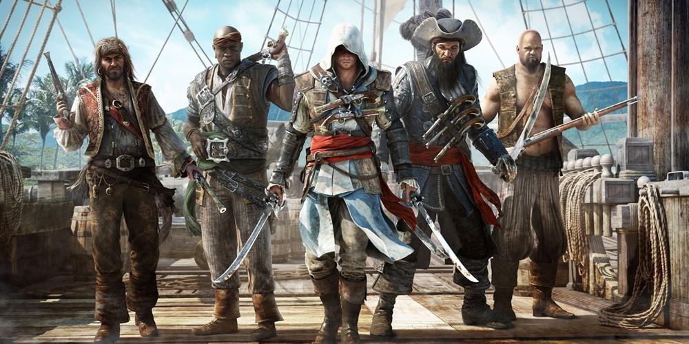 Assassin's Creed IV: Black Flag (2013)