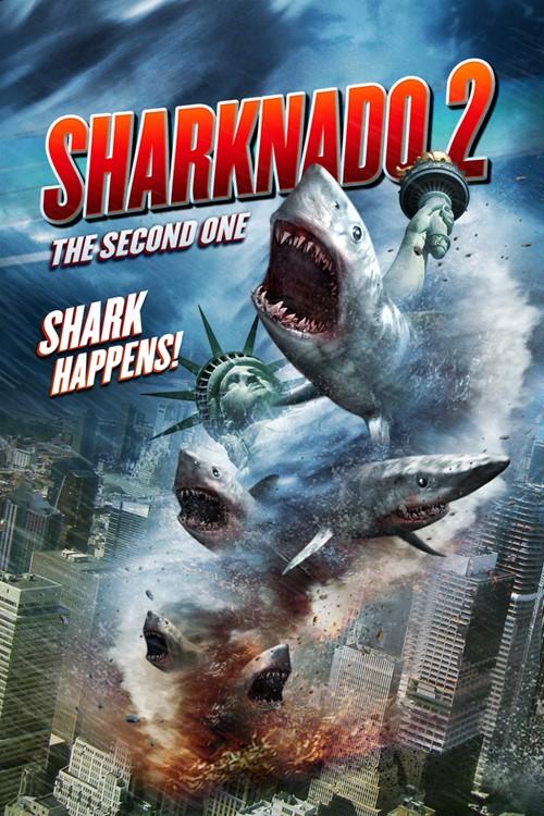 Sharknado 2: El Segundo (El Regreso) (2014)