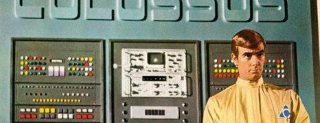 Colossus: El Proyecto Prohibido (1970)