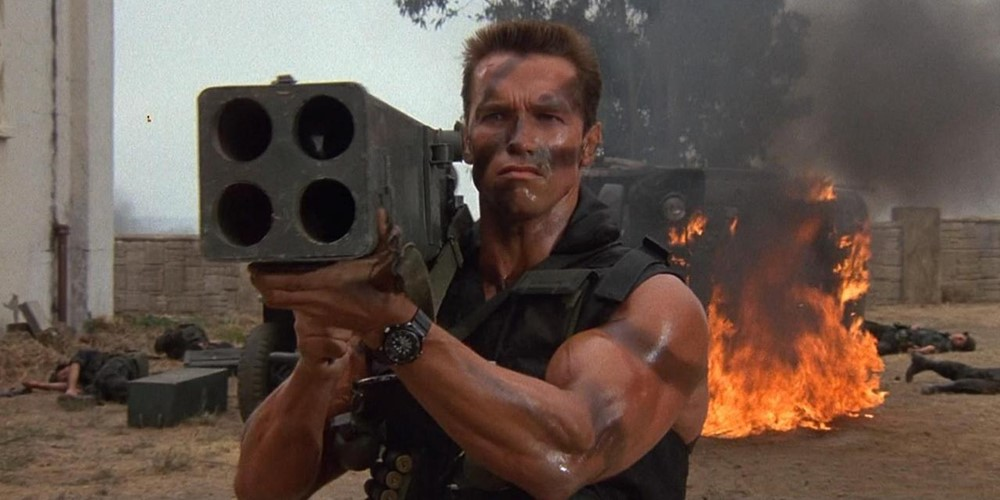 Comando (1985)