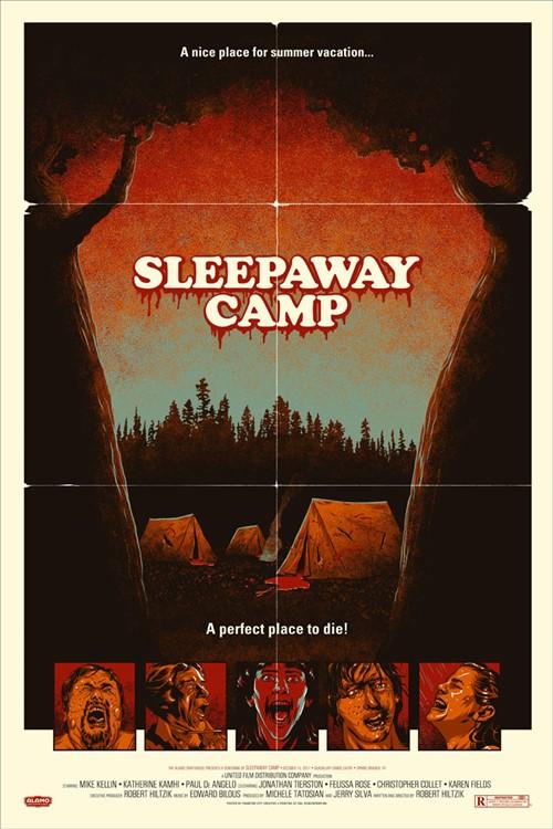 Campamento Sangriento (1983)