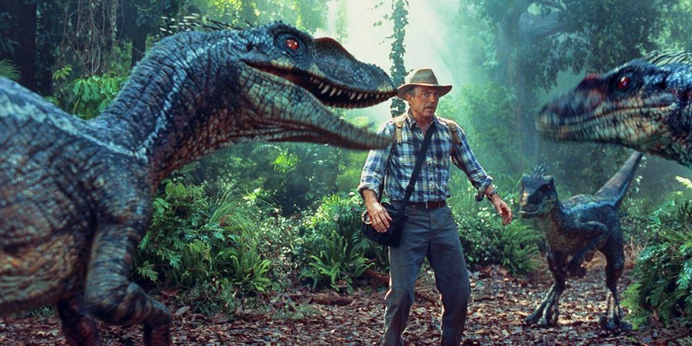 Parque Jurásico III (2001)