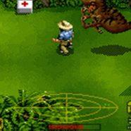 Jurassic Park (1993) (SNES)