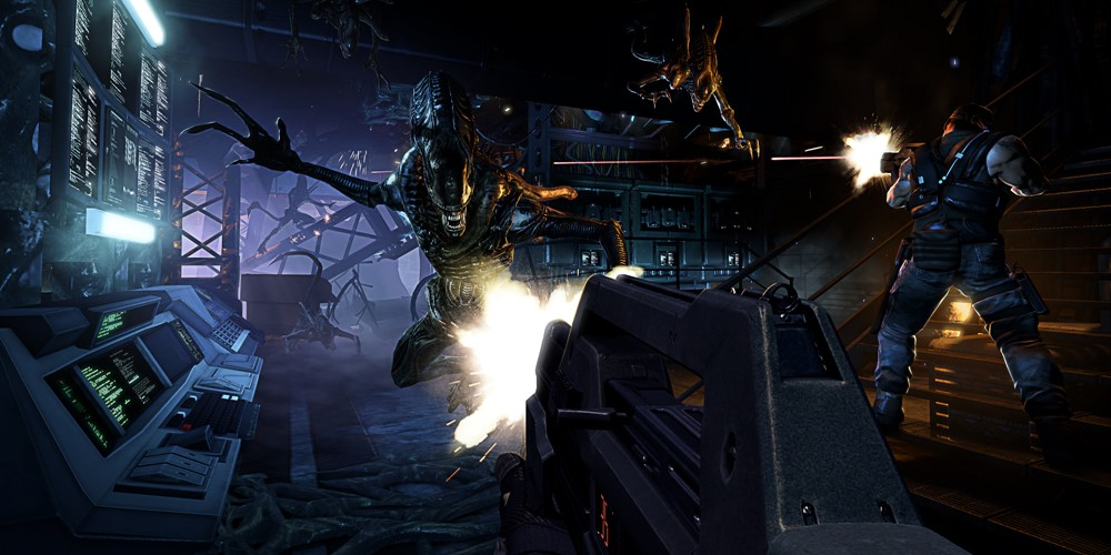 Aliens: Colonial Marines (2013)