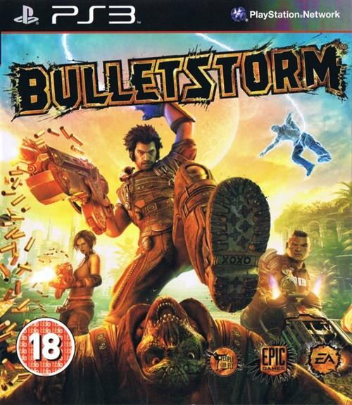 Bulletstorm (2011)