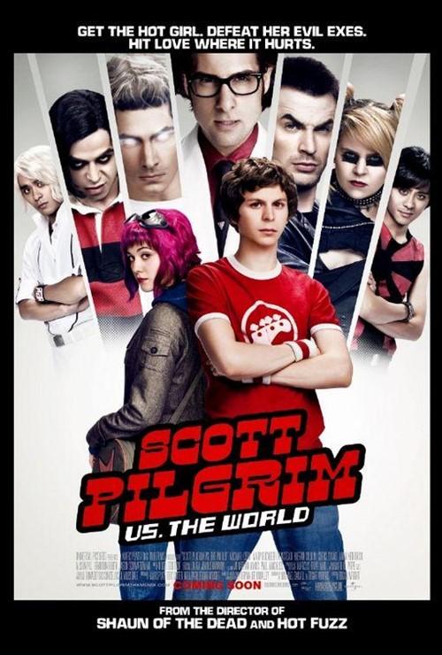 Scott Pilgrim contra el Mundo (2010)