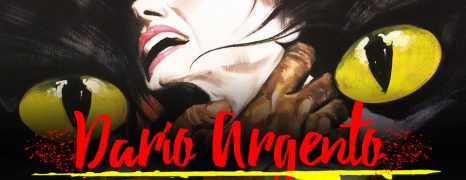 Dario Argento, autor de sangre roja y densa