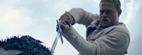 Rey Arturo: La Leyenda de la… – Tráiler Comic-Con