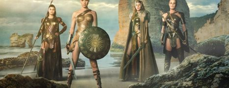 Wonder Woman – Tráiler Comic-Con