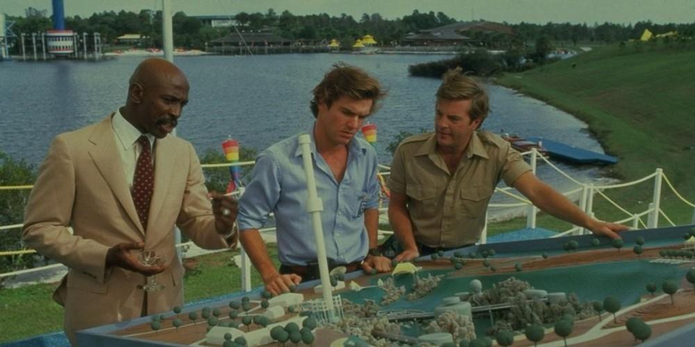 Tiburón 3: El Gran Tiburón (1983)
