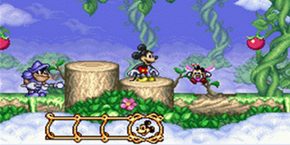 The Magical Quest Starring Mickey Mouse (1992)