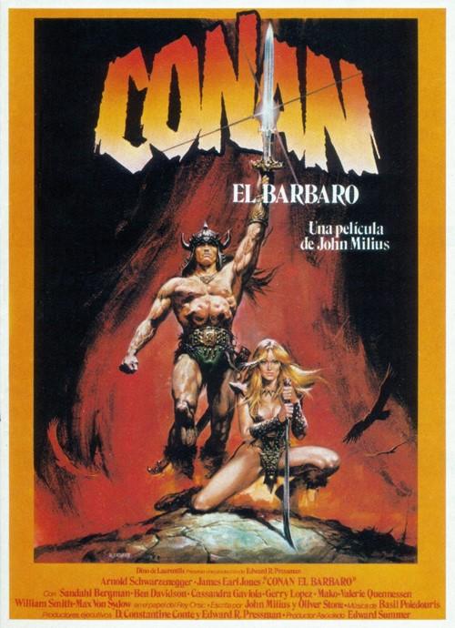 Conan el Bárbaro (1982)