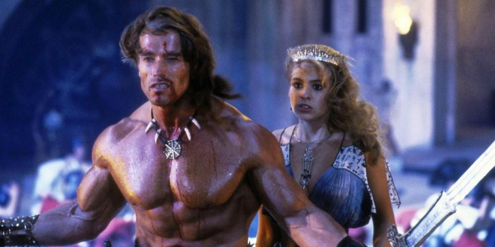 Conan el Destructor (1984)
