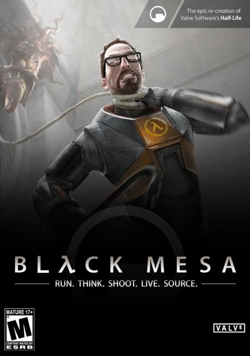Black Mesa (2012)