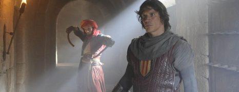 El Capitán Trueno y el Santo Grial (2011)