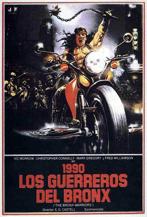 1990: Los Guerreros del Bronx (1982)