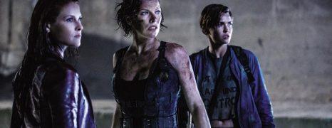 Tráiler y póster de Resident Evil: Capítulo Final
