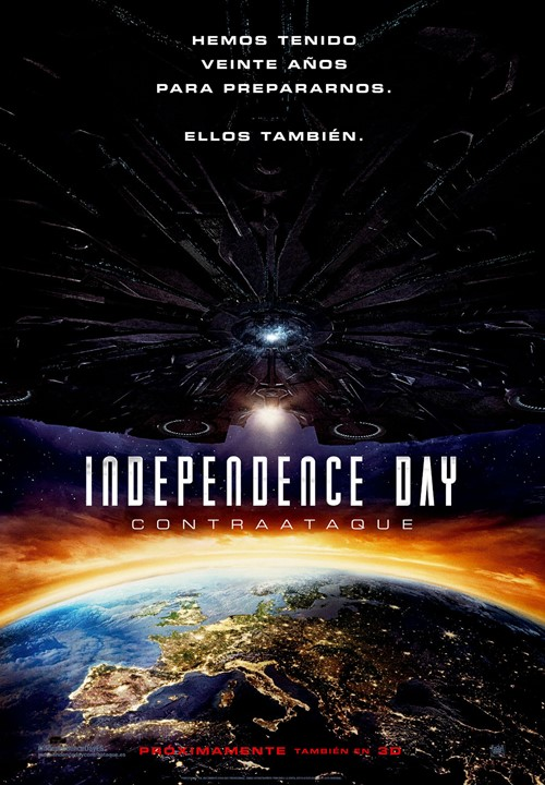 Independence Day: Contraataque (2016)