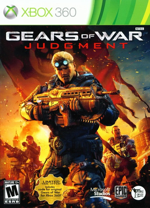 Gears of War: Judgment (2013)