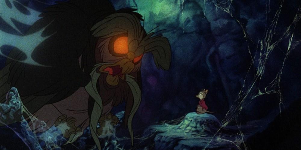 NIMH, el Mundo Secreto de la Señora Brisby (1982)