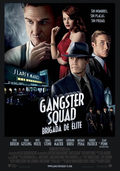 Gangster Squad (Brigada de Élite) (2012)