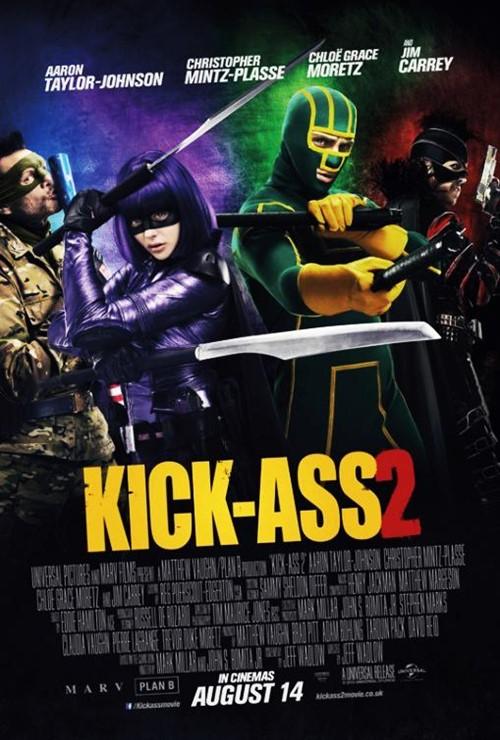 Kick-Ass 2: Con un Par (2013)